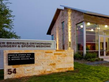 New Braunfels Orthopedic Surgery and Sports Medicine