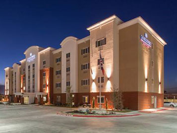 Candlewood Inn and Suites, San Marcos, TX